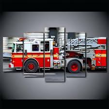 fire truck wall decor fire truck wall art decor pleasurable inspiration wooden fire truck wall decor