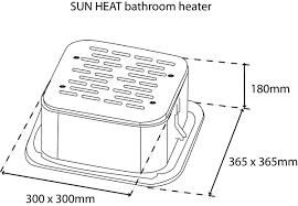 heat light unit white instructions 520kb