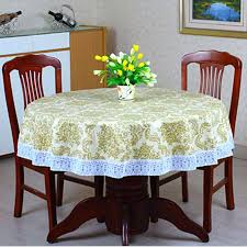 plastic table covers new past style round table cloth waterproof flower printed plastic table cover home plastic table covers