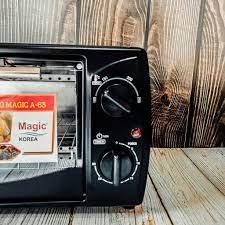 Lò nướng điện Mini Magic Korea A63 | Dung Tích 12L | Công Suất 1000W | Bảo  hành chính hãng 12 tháng