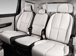 2017 kia sedona rear seat