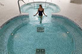 in honor of its 2008 opening at the burr ridge village center 30 minutes outside downtown chicago kohler waters spa an industry leader in hydrotherapy