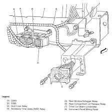 2000 pontiac montana power window wiring diagram all wiring diagram 2000 pontiac montana power window wiring diagram