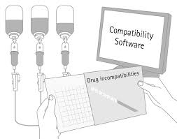 Iv Med Compatibility Chart Drug Incompatibility