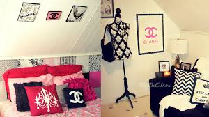 Paris Inspired Bedroom Diy Tumblr Inspired Room Stunning Youtube Bedroom Decorating Ideas