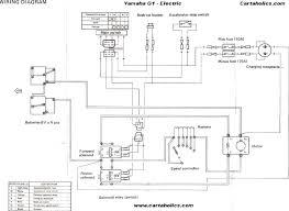 yamaha g14 wiring diagram wiring diagram fascinating