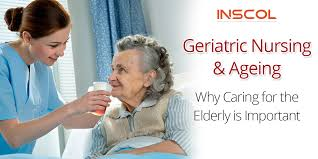 Geriatric Nursing Geriatric Nursing And Ageing Why Caring For The Elderly Is
