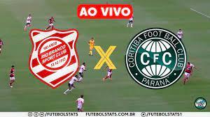 RIO BRANCO-PR X CORITIBA AO VIVO - ONDE ASSISTIR | CAMPEONATO PARANAENSE  2021 - YouTube