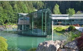 red bull corporate office. Red Bull Headquarters: Offices And Garden Corporate Office