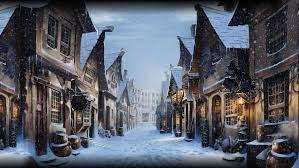 Hogwarts Christmas Background (Page 4 ...
