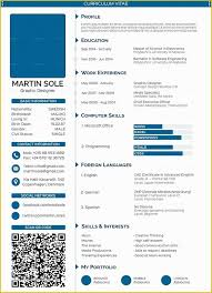 Modern Resume Template Windows Free Windows Resume Templates Of Resume And Template