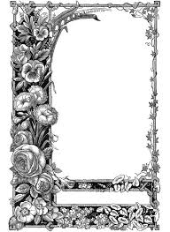 409 best borders frames ornaments images on arabesque free photo frame templates