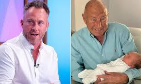 James Jordan reveals dad has suffered THIRD terrifying stroke | HELLO!