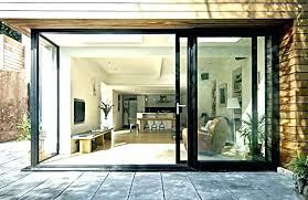 exterior pocket doors with glass lovable exterior sliding pocket doors