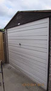 8ft wide x 6 6ft high garage door