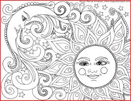 Free Coloring Pages For Girls Flowers Archives