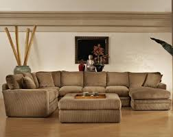 comfortable sectionals. Perfect Comfortable 2018 Plush Sectional Sofa Living Room Large Sectionals Comfortable Most  With Regard To Inside M