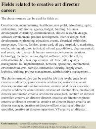 Art Director Resumes Extraordinary Top 48 Creative Art Director Resume Samples