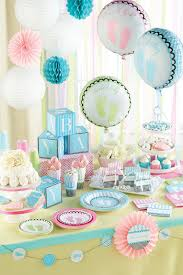 Interesting Boy And Girl Twin Baby Shower Themes 45 About Remodel Twin Boy And Girl Baby Shower Ideas