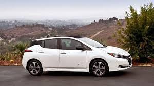 New Nissan Leaf Models