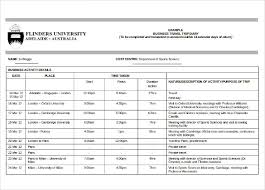 Examples Of An Itinerary 11 Trip Itinerary Templates Free Sample Example Format
