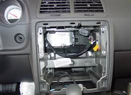2008 2014 dodge challenger car audio profile dodge challenger radio cavity