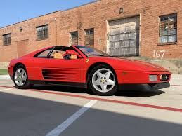 The 348 has a terrible reputation, road tests and reviews at the time said it was twitchy on the limit, slower than it should have been and stylistically cha. Ferrari 348 All Variants Market Classic Com
