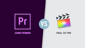 Adobe Creative Suite Comparison Chart Adobe Premiere Vs Final Cut Pro A Super Practical