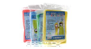 $2.28 (<b>Free Shipping</b>) Outdoor <b>Disposable PVC</b> Raincoat ...