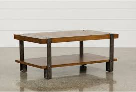 rectangle coffee table pertaining to marley living spaces design 10