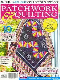 eQuilter Australian Patchwork & Quilting Magazine - Vol 26, No 12 & Australian Patchwork & Quilting Magazine - Vol 26, No 12 Adamdwight.com