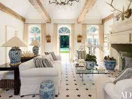 ralph lauren home office. ralph lauren home fabrics cover the sofa and pillows in poolhouse which features 16th office f