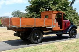 Sold: British Chevrolet Tray Truck Auctions - Lot 26 - Shannons