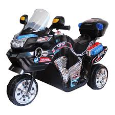 amazon com ride on toy 3 wheel motorcycle for kids battery