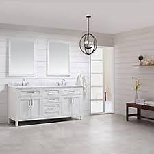 freestanding bathroom vanity. Tahoe 72 In. X 21 34.5 White Freestanding Bathroom Vanity