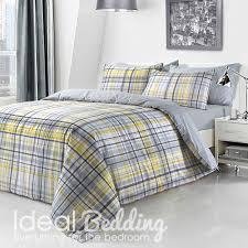 33 super ideas yellow and black duvet covers check boxes set pillowcase bedding sets home previous next tan