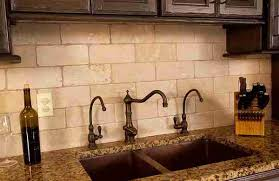 Kitchen Appealing Rustic Kitchen Backsplash Tile Rustic Kitchen