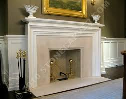 Stone Fireplace Mantels|Mantel|Surround|Hearth|Made In the USA