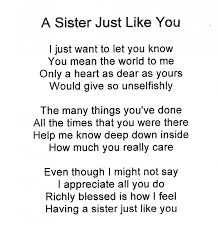 i love my sister quotes