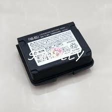 details about fnb 80li li ion battery for yaesu two way radio vx 5r vx 6r vx 7r vx 6e 1500mah