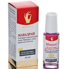 <b>Mavala Mavadry Средство</b> для быстрого высыхания лака Мавадрай