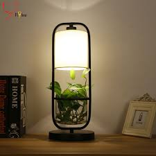 office table lamps. Decorative Table Lamps Modern Simple Potted Plant Table Lamp  Bedroom/retaurant/cafe/bar Office Lamps
