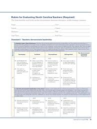 Evaluation: Team Leader Performance Evaluation Form Samplep Training ...
