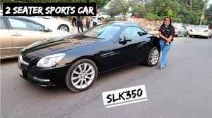 Please provide a valid price range. 2 Seater Sports Car Mercedes Benz Slk 350 Convertible Roof Car Masters Youtube