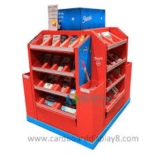 Promotional Stands Displays Interesting Retail Book Display Stand Stationery Cardboard Displays Pallet