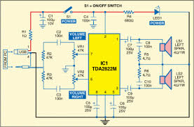 2014 collection schematic usb powered audio power amplifier circuit diagram