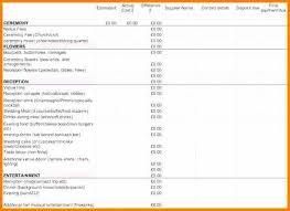 wedding budget template for excel wedding planner excel spreadsheet inspirational wedding budget