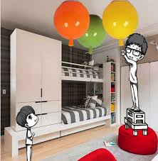 fun lighting for kids rooms. Ceiling Kids Room Lights Fixture Light Colors For Rooms Modern Led Lamp Three Colours Fun Lighting ,