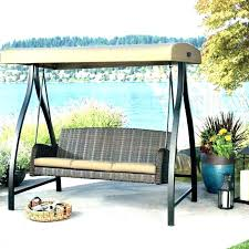 3person patio swing 3 person patio swing with canopy porch swing 3 person canopy seat hampton
