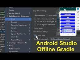 how to set android studio project